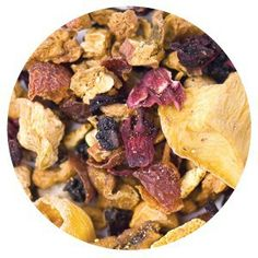 Magical Mango, oz g) Mango Fruit, Fruit Tea, Orange Wedges, Pea Flower, Black Currants, Loose Leaf Tea, Natural Flavors, Iced Tea