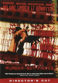 Убийство по кускам. Постеры - смотреть, скачать | Зона Ужасов