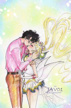 super Sailor moon - So Emotional by zelldinchit.deviantart.com on @deviantART