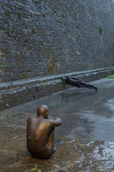 Antony Gormley Modern Art Sculpture, Human Sculpture, Outdoor Sculpture, Abstract Sculpture, Wood Sculpture, Metal Sculptures, Antony Gormley Sculptures, 3d Fantasy, Installation Art