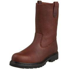 Caterpillar Men's Colt Steel Toe Boot   nice boots