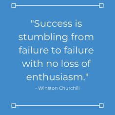 #success #enthusiasm