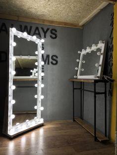 Купить Гримерное зеркало SAN FRANCISCO - комбинированный, зеркало, купить зеркало, гримерное зеркало
