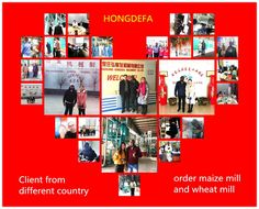 customer visiting in Hongdefa China ...