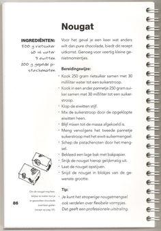 Recept Noga - Koken Dutch. Niet gezond... Maar ooooohh zo lekker