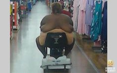 Wow... that's some seriously bad back fat!