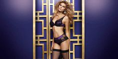 Chantelle Lingerie Fall/Winter 2013 Campaign