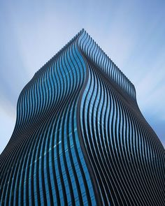 The Wavy Building Called The GT Tower In Seoul, South Korea Jeju City, Legendary Pictures, Mini Library, Uses For Coffee Grounds, Im Back, Bored Panda, High Quality Images, South Korea, Seoul