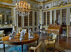 Library of Louis XVI