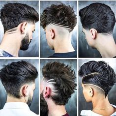 "New ""boy hairstyles images"" Trending Boy Amazing hairstyle pic collection 2019 Popular Haircuts, Haircuts For Men, Hair And Beard Styles, Short Hair Styles, Boys Haircut Styles, Hair Designs For Men, Mohawk Hairstyles Men, Haircut And Color, Hair Images"