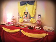 Pretty Snow White Party!