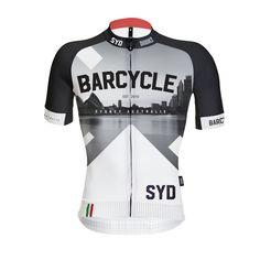 BarCycle bespoke jersey by Babici