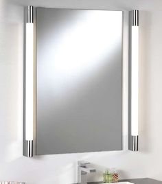 Bathroom Mirror Chrome mashiko 900 bath bar | bathroom mirrors, chrome finish and bath