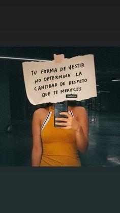 Words Can Hurt, Quotes En Espanol, Feminist Quotes, Tumblr Quotes, Quote Aesthetic, Spanish Quotes, True Quotes, Self Love, Positivity
