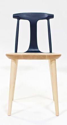 Corliss Chair by Studio Dunn