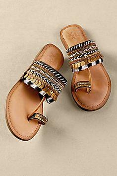 Souk Sandals 9 $70