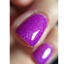 Glambee Lacquer - Purple Haze