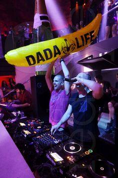 Dada Life • LIV Nightclub • Miami, FL www.livnightclub.com