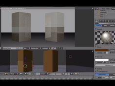 Tutorial Blender 3D 2.5 - Corso di base - 35: introduzione a materiali e textures in Blender 3D - #Blender #CorsoBlender #LezioniBlender #Materiali #Materials #Redbaron85 #Rendering #Textures #Videotutorial http://wp.me/p7r4xK-bM