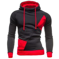 2018 New Fashion Hoodies Brand Men Stitching Hedging Sweatshirt Male Men'S Sportswear Hoody Hip Hop Shrink Autumn Winter Hoodie. Product ID: Pullover Hoodie, Hoodie Sweatshirts, Hoody, Cheap Trendy Clothes, Casual Clothes, Streetwear, Hip Hop, Cheap Hoodies, Sweat Shirt