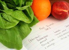 Ernährungstagebuch bei Nahrungsmittelunverträglichkeiten