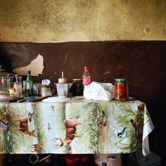 """MAXIMOVA Eugenia  Série """"Kitchen Stories from The Balkans"""""""