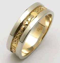 New Trend Celtic Wedding Rings