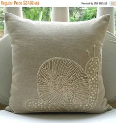 10% HOLIDAY SALE Decorative Throw Pillow Covers by TheHomeCentric