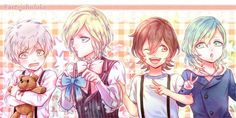 Uta No Prince Sama, Nanami, Cute Chibi, Diabolik Lovers, Magical Girl, Me Me Me Anime, Mystic, Anime Art, Idol