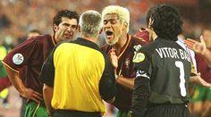 28 GIUGNO 2000   La mano galeotta di Abel Xavier condanna il Portogallo