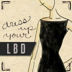 What do you need to accessorize your little black dress?  I have all your #necklaces #earrings and #bracelets at www.chloeandisabel.com/boutique/lisab!