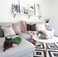 The beautiful living room | ANDWHATELSEISTHERE