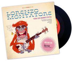 Lorenzo Montatore. Todo el mundo quiere a Loren. ¡Me encantan sus dibujos!