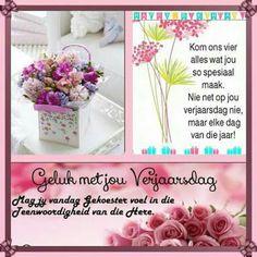 Image result for verjaarsdag wense.
