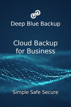 Secure UK Cloud Backup Solutions for SMEs. Backup your Cloud Services (SaaS), Server Applications & PC data.