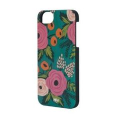 Rifle Paper Co - Spanish Rose - iPhone 5 case