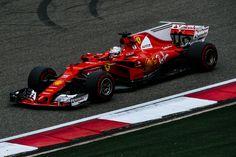 Sebastian Vettel, Ferrari SF70H, China GP 2017