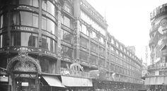 The History of the Grands Magasins, Part 2: La Samaritaine and Bazar de l'Hotel de Ville by Kala Court  http://untappedcities.com/paris/2012/11/20/the-history-of-the-grands-magasins-part-2-la-samaritaine-and-bazar-de-lhotel-de-ville/