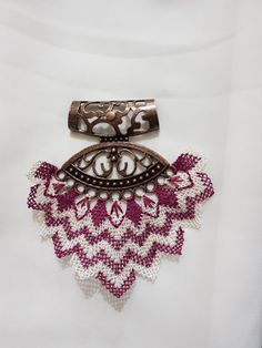 People Figures, Maquillaje Halloween, Needle Lace, Knots, Diy And Crafts, Brooch, Sewing, Crochet, Jewelry