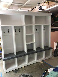 Espace de stockage supplémentaire casier 84 x 90 Profondeur