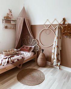 Toddler Playroom, Toddler Bed, Baby Bedroom, Girls Bedroom, Creative Kids Rooms, Cool Kids Bedrooms, Little Girl Rooms, Kid Spaces, Kids Decor