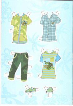 Модная компания-4 Стрекоза 2010 - Nena bonecas de papel - Picasa Web Albums