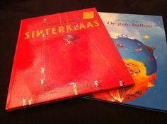 2 geweldige kinderboeken van @charlottteDematons genaamd #degeleballon en #sinterklaas gekocht bij @nawijn. Een echte #aanrader