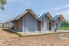 "Centro comunitario ""Re-Ainbow"", Duc Tho, Vietnam - H&P Architects - foto: Doan Thanh Ha"