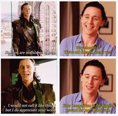 Tom thanks Loki http://pinterest.com/yankeelisa/marvel-s-the-avengers-4/
