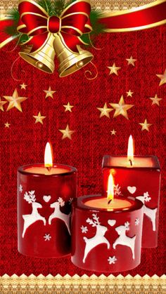 Merry Christmas & Happy New Year ! Merry Christmas & Happy New Year ! Merry Christmas Gif, Christmas Scenes, Christmas Candles, Merry Christmas And Happy New Year, Christmas Wishes, Christmas Pictures, Christmas Art, Christmas Greetings, Beautiful Christmas