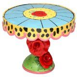 Appletree Sugar High Social by Babs Ceramic Cake Stand