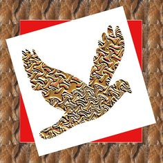 Angel Bird Textures Patterns Stripes Based On Rare Earth Stones Crystals Minerals And Graphic Digit  Navin Joshi