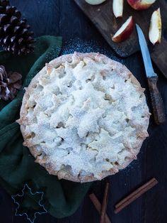 Winterlicher Apple Pie | Meine Küchenschlacht