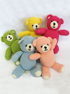 TEDDY BEAR / hand made teddy bear / fairtrade toys / child toys / kids toys / baby toys, soft toy, stuffed animals, infant toy, crochet toys by BHcrafts on Etsy